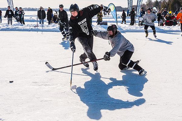 20180209 Pondhockey Lvp9240 Door County Pond Hockey Tournament