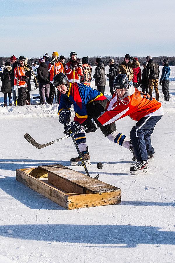 20180210 Pondhockey Lvp0554 Door County Pond Hockey Tournament