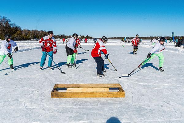 20180210 Pondhockey Lvp9918 Door County Pond Hockey Tournament